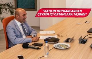 Başkan Soyer'den sosyal demokrat belediyecilik...