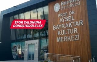 Bornova Belediyesi kültür merkezlerini daha aktif...