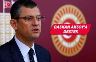 CHP'li Özel'den sert tepki: Kan donduran...