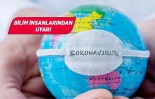 """""""Corona virüs daha bulaşıcı hale geldi"""""""