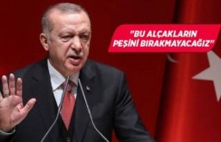 Cumhurbaşkanı Erdoğan, kızına yapılan çirkin...