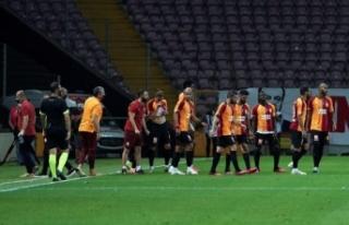 Galatasaray'ın Alanyaspor kafilesi açıklandı!...