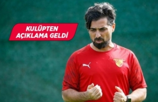 Göztepe'de teknik direktör İlhan Palut'un...