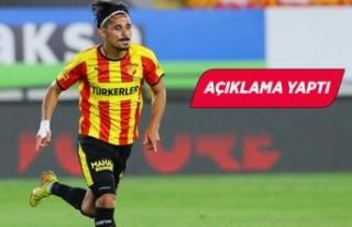 Göztepe'ye Serdar Gürler şoku!