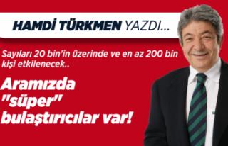 """Hamdi Türkmen yazdı: Aramızda """"süper""""..."""