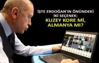 İşte Erdoğan'ın önündeki iki seçenek:...