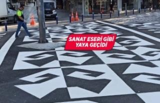 İzmir'de öncelik yayaların güvenliği