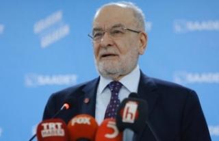 Karamollaoğlu'ndan 'çoklu baro' açıklaması:...
