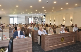 Kemalpaşa Belediye Meclisinde fikir birliği