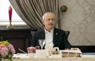 """Kılıçdaroğlu'ndan """"çoklu baro düzenlemesi""""..."""