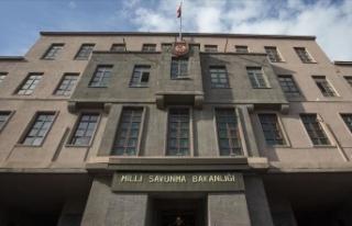 "MSB: ""Zeytin Dalı bölgesinde 2 terörist gözaltına..."