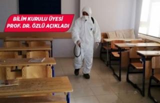 """""""Okullar birden bire virüsü her yere yayar"""""""