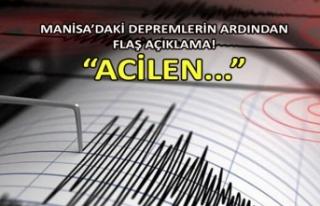 Prof. Dr. Sözbilir: Türkiye diri fay haritası acilen...