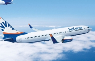 SunExpress Londra uçuşlarına başladı