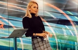 TRT Spor spikeri Deniz Satar istifa etti!