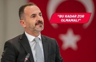 AK Parti'li Hızal'dan Büyükşehir'e...
