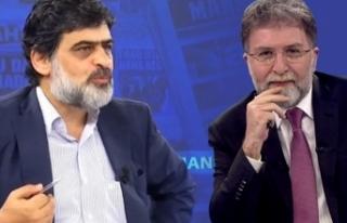 Akit yazarından Ahmet Hakan'a gönderme! 'Kendisi...