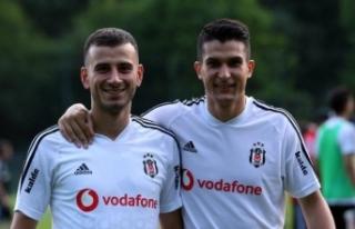 Beşiktaş'ta fedakar ikili! Oğuzhan ve Necip'ten...