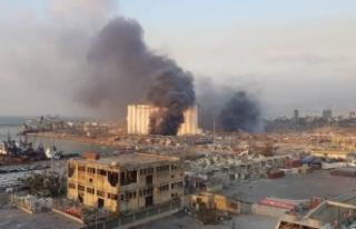 Beyrut'taki patlamada ölü sayısı 73'e...