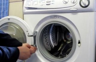 Çamaşır makinesi su giriş hortumu filtre temizliği...