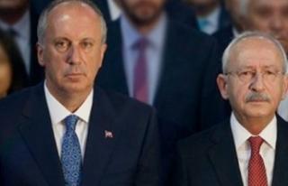 CHP'li yönetici: İnce'nin ihracını Kılıçdaroğlu...