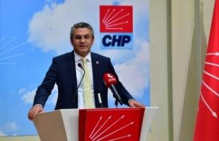 CHP MYK'nın açıklanmasının ardından Oğuz...