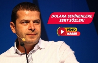 Cüneyt Özdemir'den dolar çıkışı : Gerizekalılar!