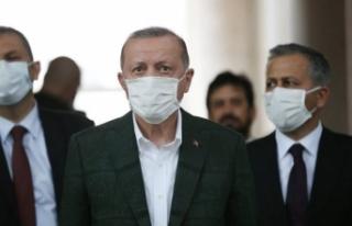 Erdoğan'ın mesajı AK Partililer arasında tartışma...
