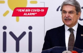 İYİ Partili Çıray'dan 'sansür'...