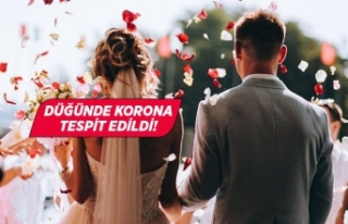 İzmir'de iki düğüne katılan 5 kişide Kovid-19...
