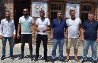 İzmir'den Erzincan'a seyyar satıcı desteği