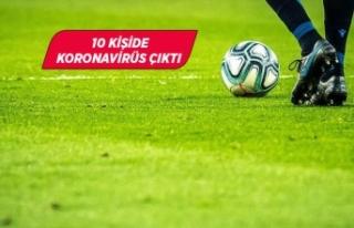 İzmir ekibinde korona şoku!