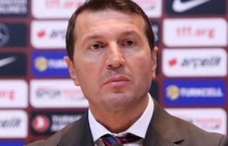 Kayserispor'un yeni hocası Bayram Bektaş oldu!