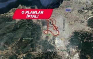 Mahkeme, Karabağlar ve İzmir Büyükşehir belediyelerinin...