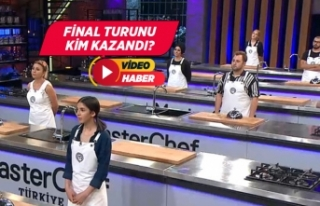 MasterChef Türkiye'de ilk yarışmacı kim oldu?