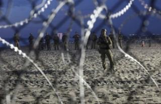 Meksika, ABD sınırını kapattı