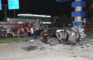 Muğla'da kaza: 2 ölü, 3 yaralı