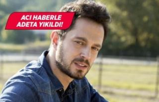 Murat Boz'un acı günü