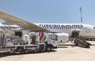 SOCAR AVIATION Bodrum Hava İkmal Tesisi faaliyete...