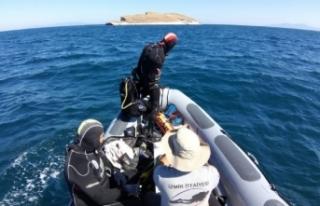 Tekne faciasında kaybolan Sarp aranıyor