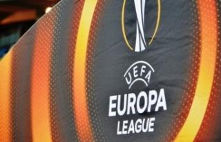 UEFA Avrupa Ligi'nde son çeyrek finalistler de...