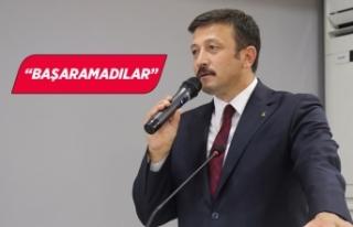 AK Partili Hamza Dağ'dan Doğu Akdeniz değerlendirmesi