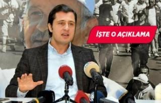 CHP İl Başkanı Yücel'den '25 bin istifa'...