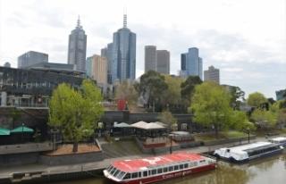 Dünyanın en yaşanılabilir şehri Melbourne virüse...