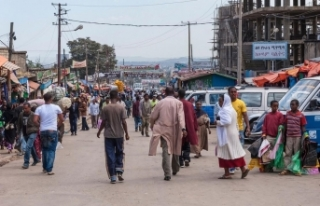 Etiyopya'da yaklaşık 1,8 milyon kişi yerinden...