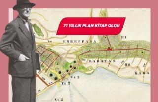 Fransız mimarın hazırladığı İzmir Nazım Planı...