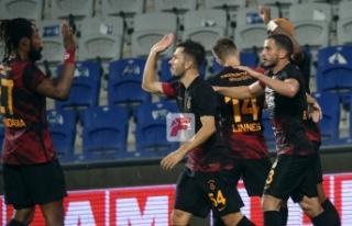 Galatasaray'a övgü: Nasıl oynayacağını...