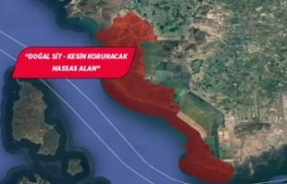 İzmir'de kesin korunacak alanlar belli oldu!