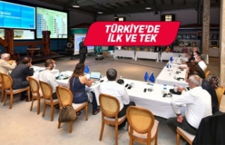 İzmir'in kent vizyonuna Avrupa'dan hibe