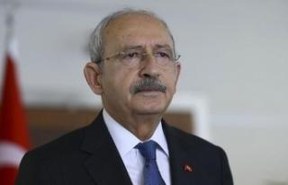 """Kılıçdaroğlu: """"Sağlık emekçilerine ve..."""
